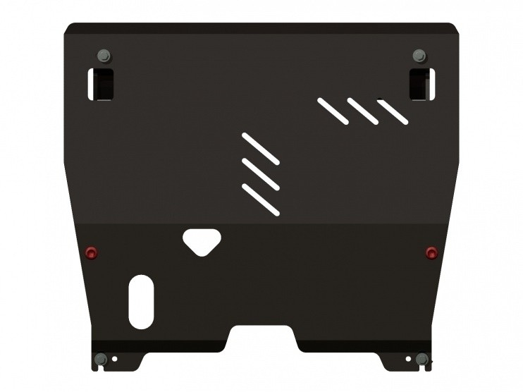 Защита картера и КПП сталь 2,5 мм Шериф 15.1837 Nissan Teana 2010–2014