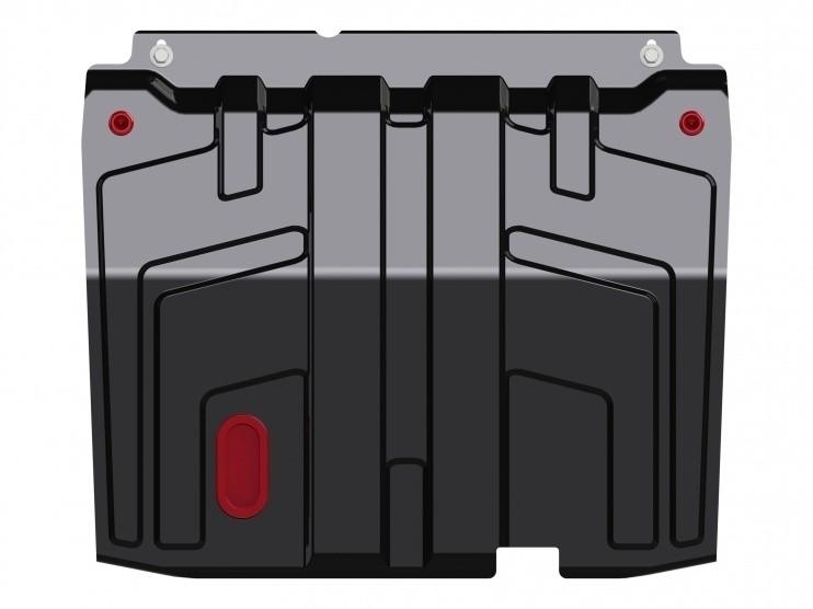 Защита картера и КПП сталь 1,5 мм Шериф 15.2460 Datsun On-Do 2014–
