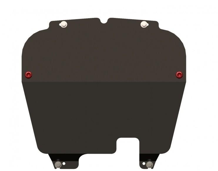 Защита картера и КПП (крепление спец. инструментом) сталь 2 мм Шериф 16.0562 Opel Corsa 2000–2006
