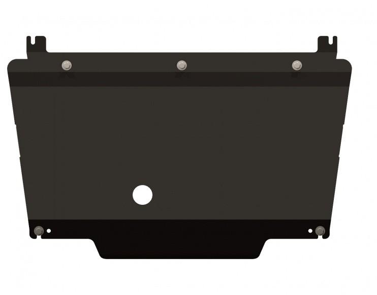 Защита картера и КПП сталь 2 мм Шериф 18.1036 Renault Laguna 2001–2007