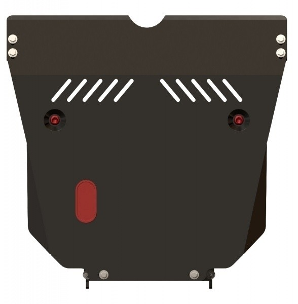 Защита картера и КПП сталь 2 мм Шериф 20.0245 SAAB 9-5 1997–2010