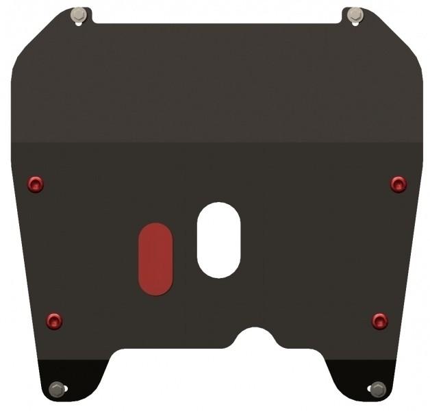 Защита картера и КПП сталь 2 мм Шериф 20.1258 SAAB 9-3 2002–2011