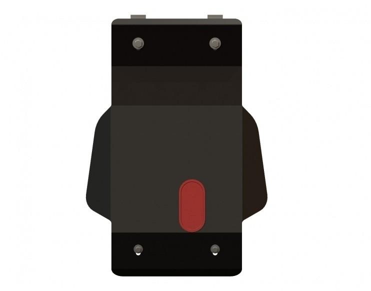 Защита картера и КПП сталь 2 мм Шериф 23.0062 Suzuki Escudo 1988–1997