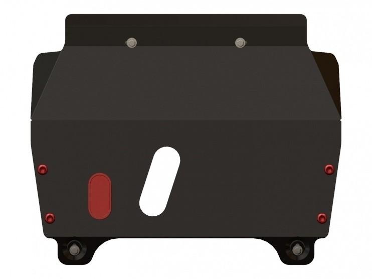 Защита картера и КПП сталь 2,5 мм Шериф 23.1893 Suzuki Kizashi 2010–