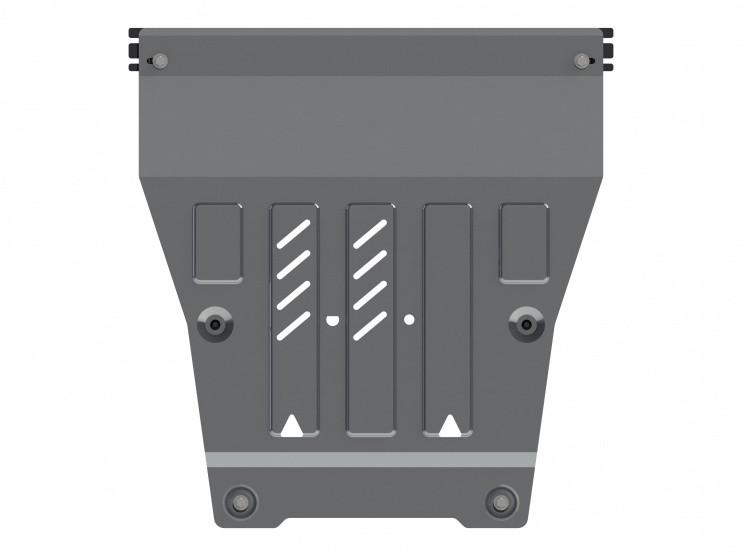 Защита картера и КПП алюминий 4 мм Шериф 23.2515 Suzuki SX4 2013–