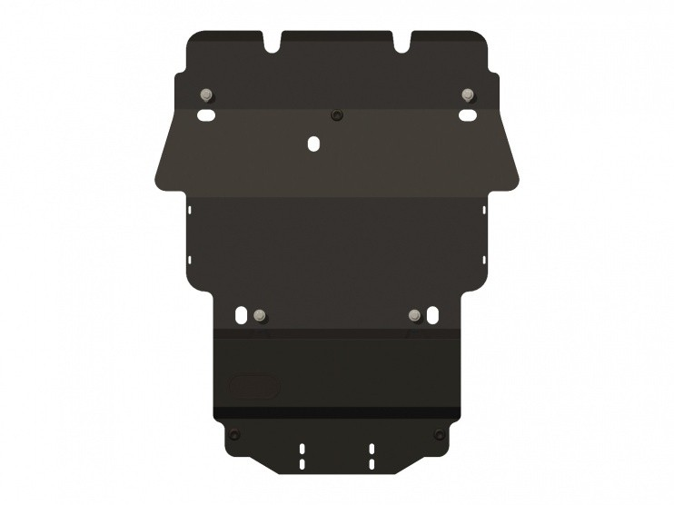 Защита картера сталь 2 мм Шериф 24.0771 Lexus GS450h 2007–2011