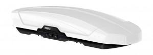 Бокс на крышу Thule Motion XT XL (800), 215x91,5x44 см, белый глянцевый, 500 л