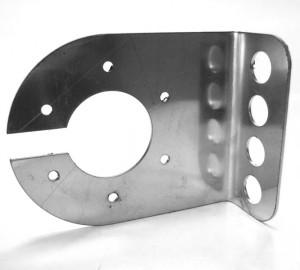 Bosal БАФ-0002 кронштейн розетки из нержавейки