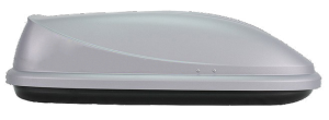 Koffer T-80 автобокс серый матовый 130x82x45 см