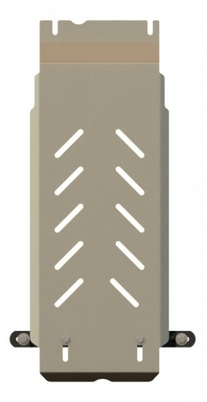 Защита АКПП алюминий 5 мм Шериф 10.2233 Hyundai Equus 2012–