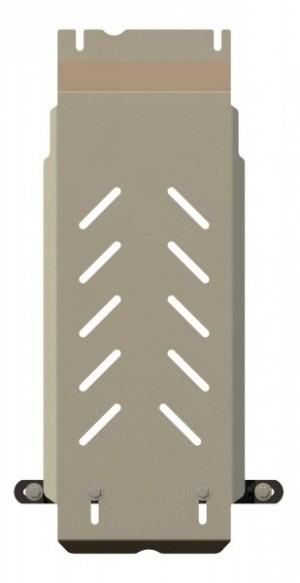 Защита АКПП алюминий 5 мм Шериф 11.2233 KIA Quoris 2013–