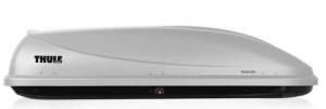 Thule 690000 автобокс Ocean 200 серый 175x82x45 см