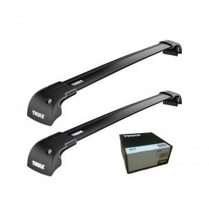 Багажник THULE WingBar Edge черный (на Fixpoint/интегр. рейлинги) Длина L, Volkswagen Amarok (13+)