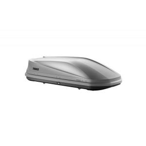 Бокс на крышу Thule Touring M (200), 175x82x45 см, титановый, dual side, aeroskin, 400 л