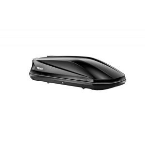 Бокс на крышу Thule Touring M (200), 175x82x45 см, черный глянцевый, dual side, 400 л