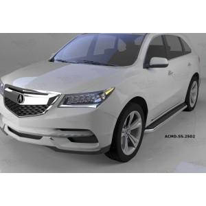 Can Otomotiv ACMD.55.2502 пороги алюминиевые (Ring) Acura MDX (2014-)