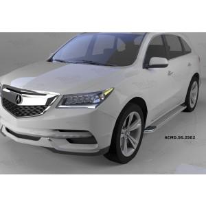 Can Otomotiv ACMD.56.2502 пороги алюминиевые (Opal) Acura MDX (2014-)