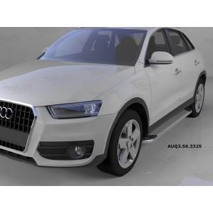 Can Otomotiv AUQ3.56.3325 пороги алюминиевые (Opal) Audi Q3 (2011-)