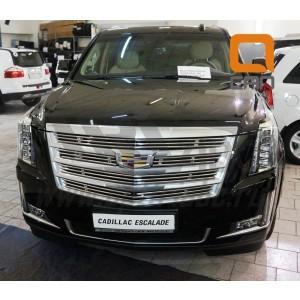 Can Otomotiv CAES.27.3345 защита радиатора Cadillac Escalade (2014-) d12 (кроме к-ции Platinum)