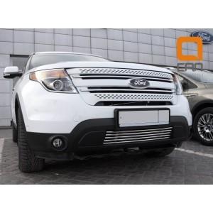 Can Otomotiv FOEX.27.9206 решетка радиатора (нижняя, в бампер) Ford Explorer (2013-2015) d 16