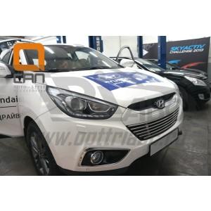 Can Otomotiv HYIX.27.1245 защита радиатора Hyundai ix35 (2009-2015) d12