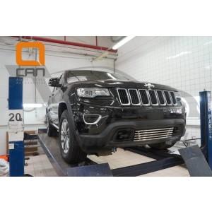 Can Otomotiv JECH.27.1310 защита радиатора Jeep Grand Cherokee (2011-) d 16