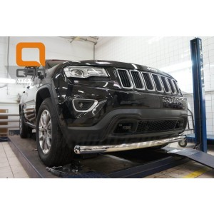 Can Otomotiv JECH.33.1309 защита переднего бампера Jeep Grand Cherokee (2011-) (одинарная) d 76