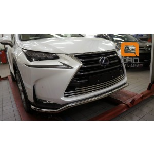 Can Otomotiv LENX.27.4610 решетка радиатора (нижняя, в бампер) Lexus NX 200t d16