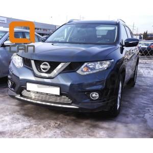 Can Otomotiv NIXT.27.2181 защита радиатора Nissan X-Trail 2014-) d16