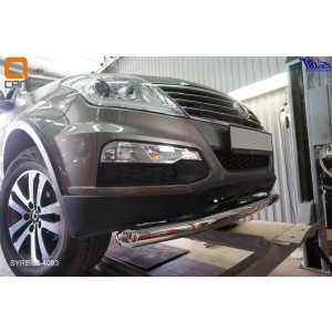 Can Otomotiv SYRE.33.4093 защита переднего бампера SsangYong Rexton (2007-2012 / 2012-) (одинарная) d 76