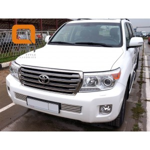 Can Otomotiv TOC2.27.3381 защита радиатора Toyota Land Cruiser 200 (2012-2015) d16