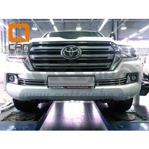 Can Otomotiv TOC2.27.3382 решетка радиатора Toyota Land Cruiser 200 (2015-) d12