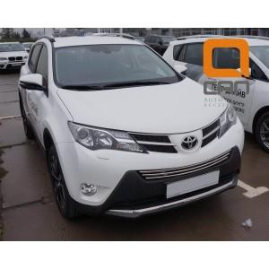 Can Otomotiv TOR4.27.3782 защита радиатора Toyota RAV4 (2013-2015) d16