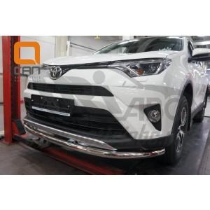 Can Otomotiv TOR4.33.3783 защита переднего бампера Toyota RAV4 (2016-) (одинарная) d60