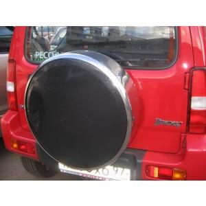 Руссталь бокс запасного колеса на Suzuki Jimny 2005-2012