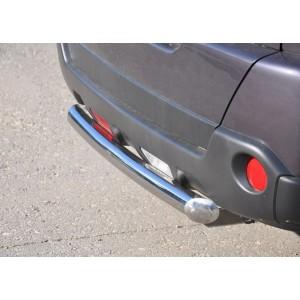 Руссталь XNZ-000964 защита заднего бампера d63 на Nissan X-Trail 2011-