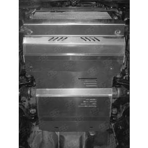 Руссталь ZKLCP15009-001-2 защита радиатора, защита картера (комплект) на Toyota LC Prado 150 2009-