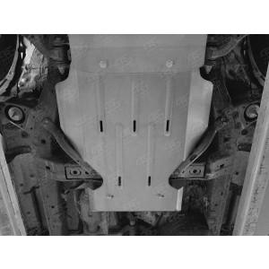 Руссталь ZKLCP15017-003 защита КПП (механическая) на Toyota LC Prado 150 2017-