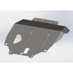Руссталь ZKMCX512-002 защита картера на Mazda CX-5 2012-