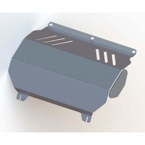 Руссталь ZKMPS09-001 защита радиатора на Mitsubishi Pajero Sport 2009- / Mitsubishi L200 2010-