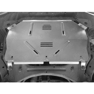 Руссталь ZKTHR17-002 защита картера на Toyota Highlander 2017