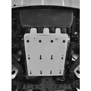 Руссталь ZKVWAMAR16-002 защита картера на Volkswagen Amarok 2016-