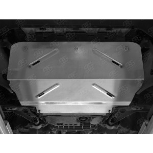 Руссталь ZKVWT11-002 защита картера на Volkswagen Tiguan Sport & Style, Track & Field 2011-2016