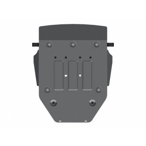 Защита картера алюминий 5 мм Шериф 03.2589 BMW 1ER 2011–