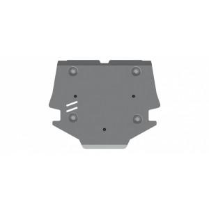 Защита картера алюминий 5 мм Шериф 13.2619 Mercedes-Benz GLK 2012–