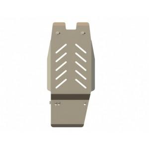 Защита АКПП алюминий 5 мм Шериф 15.0920 Infiniti EX35 – для 1180 2007–2013
