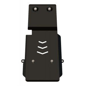Защита АКПП сталь 2,5 мм Шериф 15.1522 Infiniti QX70 (FX30/35/37) 2008–