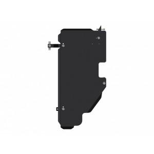 Защита топливного бака сталь 2,5 мм Шериф 15.1713 V1 Nissan Pathfinder 2010–2014