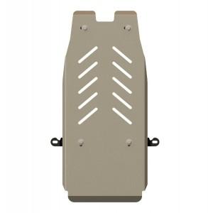 Защита АКПП алюминий 5 мм Шериф 15.1917 Infiniti Q70 (M37) 2010–