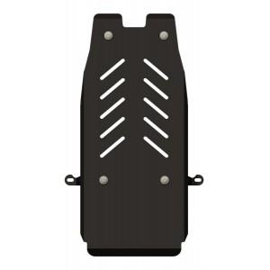 Защита АКПП сталь 2,5 мм Шериф 15.1918 Infiniti Q70 (M37) 2010–